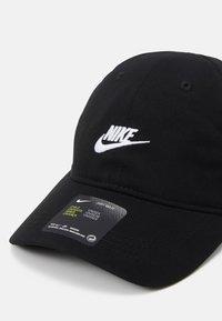 Nike Sportswear - FUTURE CURVE BRIM UNISEX - Kšiltovka - black - 3