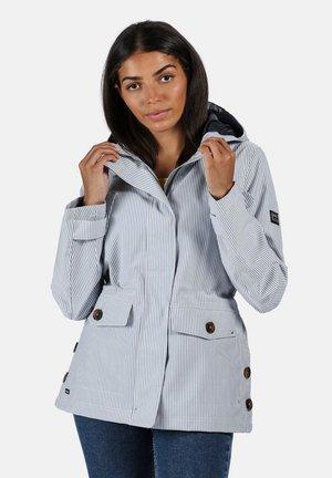 TICKINSTRIPE  - Waterproof jacket - tickinstripe