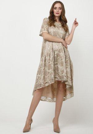EVA - Day dress - beige