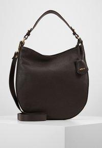 Abro - Handbag - dark brown - 0