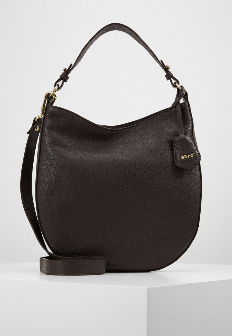Abro - Handbag - dark brown
