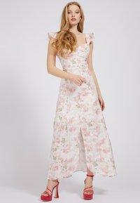Guess - Maxi dress - blumenmuster - 0
