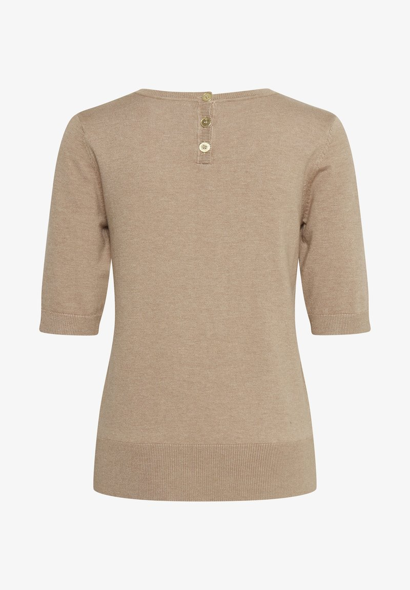 PULZ PZSARA - T-Shirt print - black beauty/black denim 3q4iLv