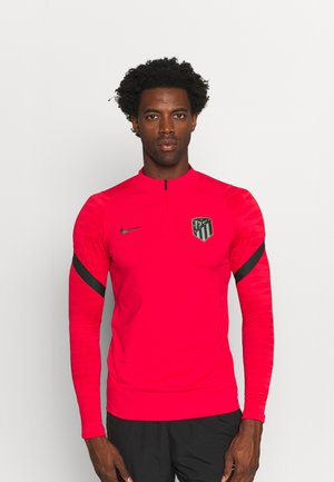 ATLETICO MADRID - Club wear - global red/outdoor green