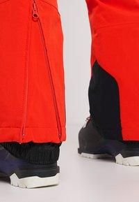 Icepeak - NOELIA - Ski- & snowboardbukser - coral red - 4