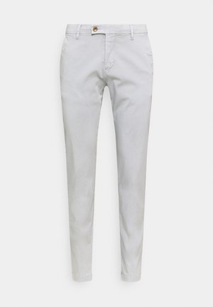 CODE - Kalhoty - silver