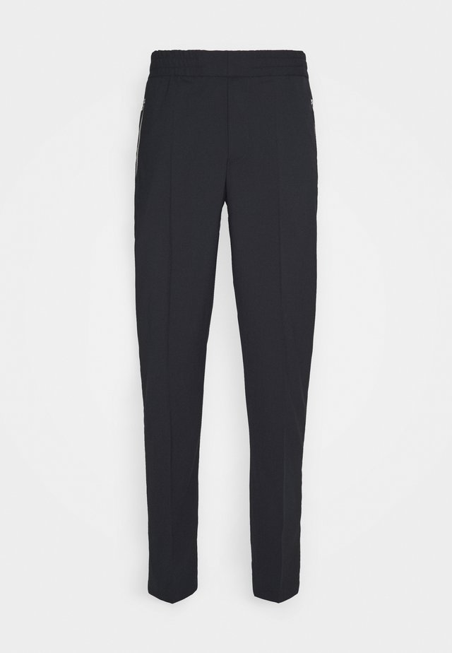 MENS DRAWCORD TROUSER - Trousers - dark blue