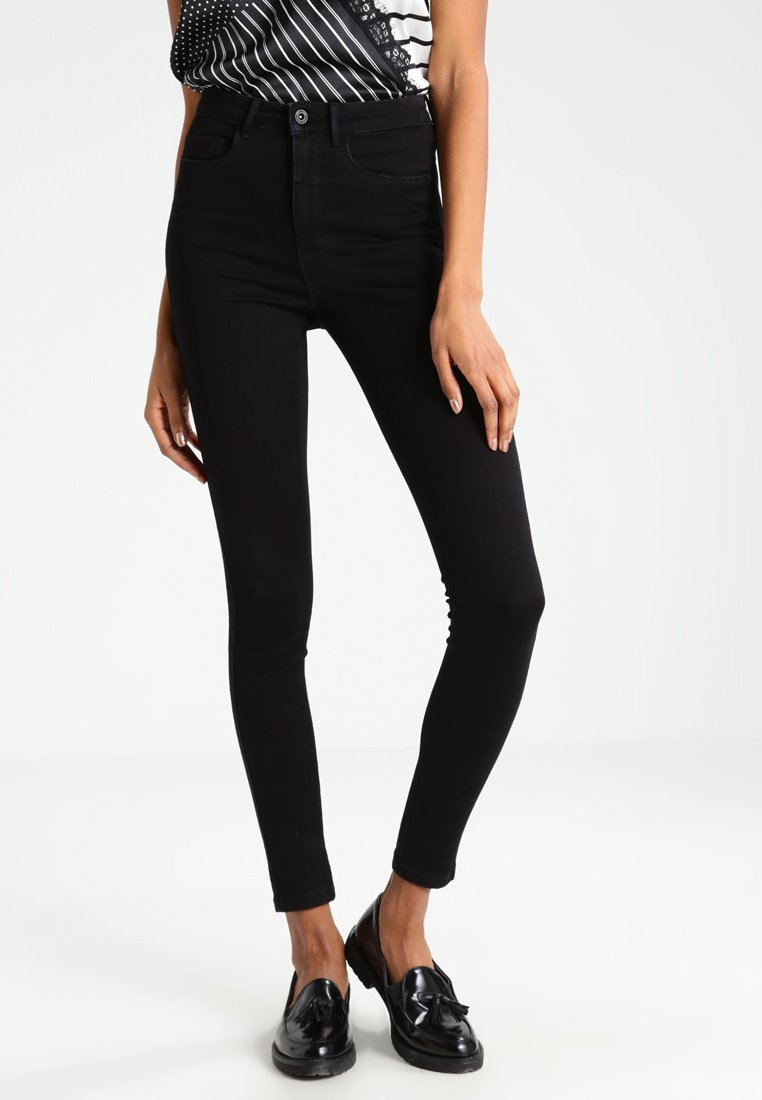ONLY - ONLROYAL HIGH - Jeans Skinny - black