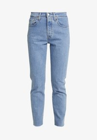 Levi's® - 501® CROP - Straight leg jeans - tango beats - 4