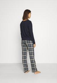 Marks & Spencer London - Pijama - navy - 2