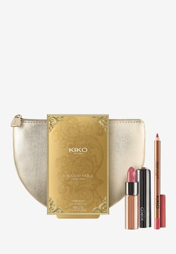 A HOLIDAY FABLE CLASSIC LIP KIT - Makeup set - 02 mocaccino lovers
