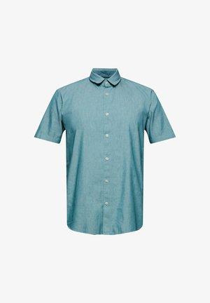 COOLMAX  - Shirt - petrol blue