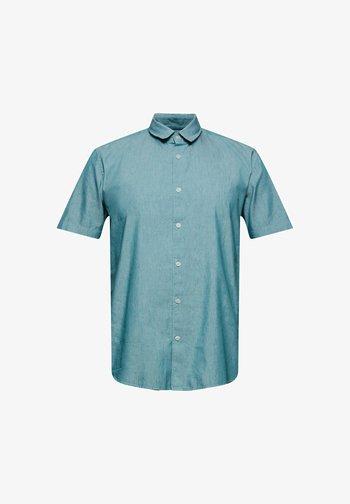 COOLMAX  - Overhemd - petrol blue