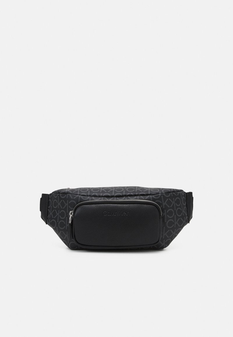Calvin Klein - WAISTBAG UNISEX - Bum bag - black