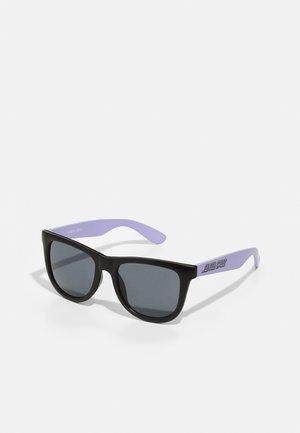 CLASSIC STRIP SUNGLASSES UNISEX - Sunglasses - lavender