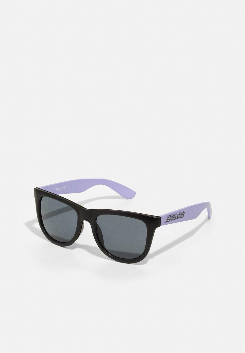 Santa Cruz - CLASSIC STRIP SUNGLASSES UNISEX - Sunglasses - lavender