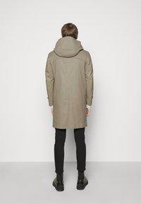 DRYKORN - SECSET - Classic coat - grey - 2