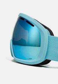POC - FOVEA MID UNISEX - Ski goggles - crystal blue/neutral grey/celeste - 4