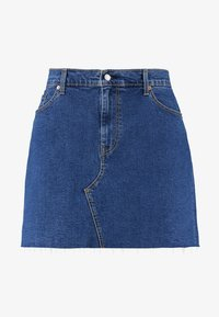 Levi's® Plus - PL DECONSTRUCTED SKIRT - A-line skirt - meet in the middle - 4