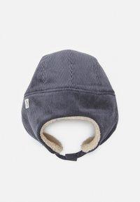 maximo - KIDS CORDUROY HAT UNISEX - Hat - anthrazit/flanell - 1
