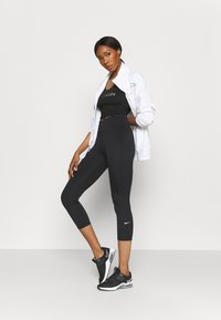 Calvin Klein Performance - COOL TOUCH TANK - Top - black - 1