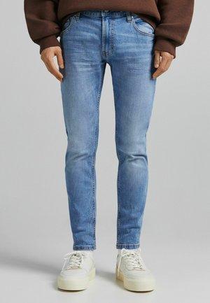 SKINNY - Jeans Skinny Fit - blue denim