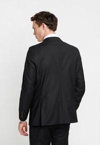 Bugatti - SUIT REGULAR FIT - Costume - black - 3