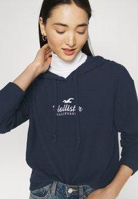 Hollister Co. - COZY HOODIE  - Jumper - navy blue - 3