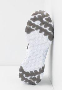 Nike Sportswear - REACT VISION - Trainers - black/white - 6