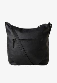 TOM TAILOR - SOFT SHOPPER  - Tote bag - black - 1