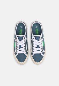 Benetton - TYKE PLUS - Sneakers basse - sky/white - 4
