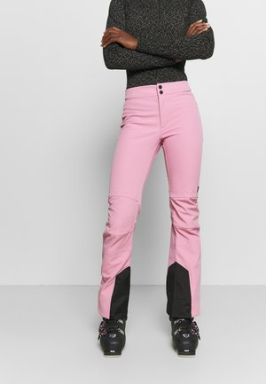 STRETCH PANTS - Snow pants - frosty rose
