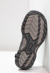 Keen - VENICE II H2 - Outdoorsandalen - black/steel grey - 4
