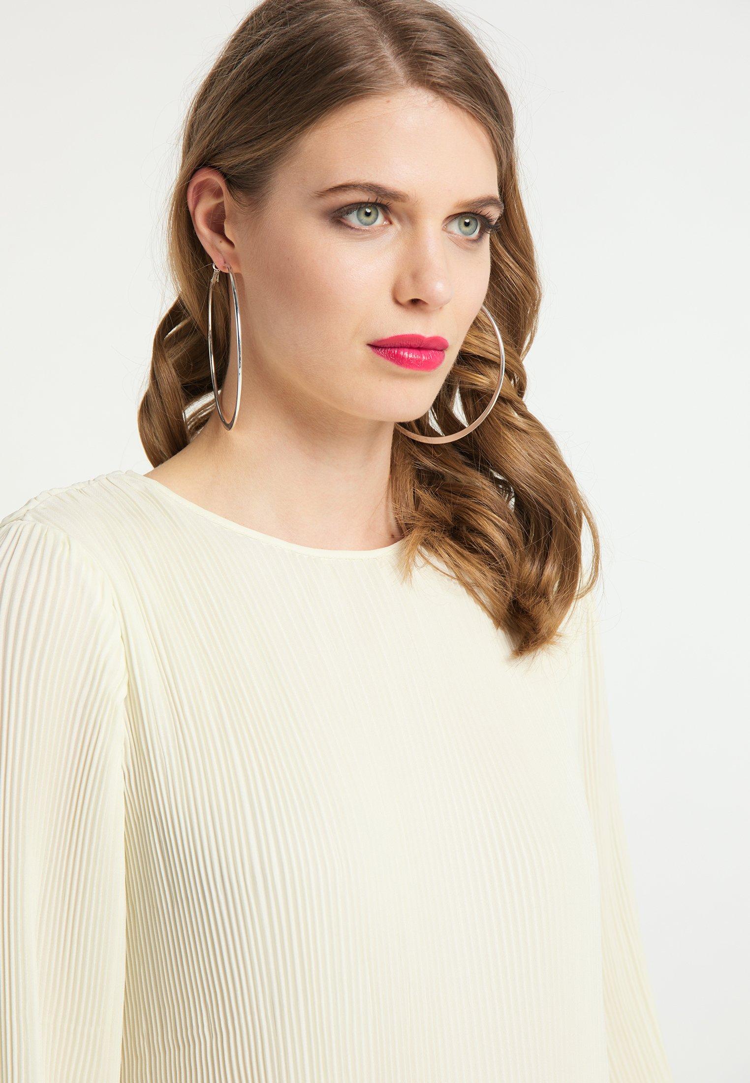 Sale Women's Clothing faina Blouse wollweiss 9NxAHypA7