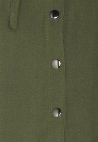 NAF NAF - SAFA  - Mini skirt - urban kaki - 2