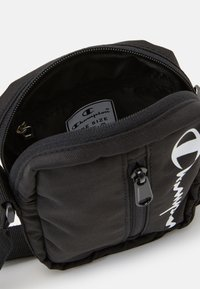 Champion - LEGACY SMALL SHOULDER BAG - Across body bag - black - 2