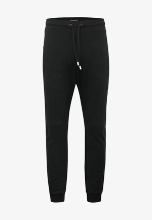 MOTO MIXED MESH - Pantalon de survêtement -  black