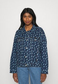 Monki - Denim jacket - blue medium - 0