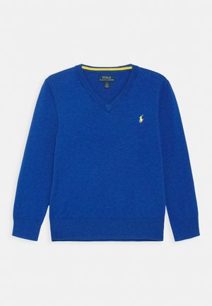 Jumper - spa blue heather