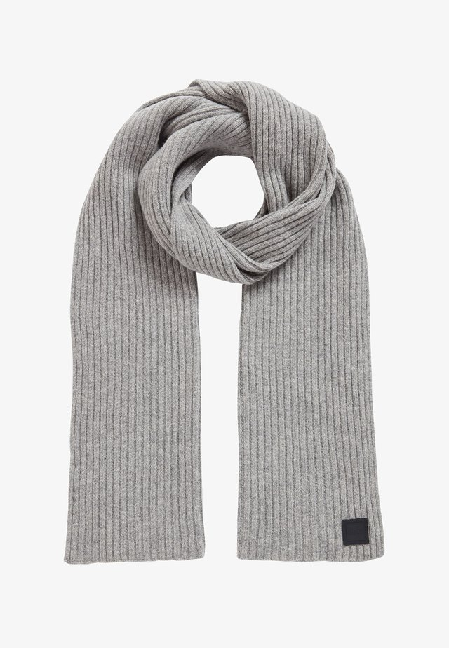 KRUFTINO - Schal - grey