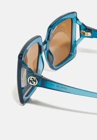 Gucci - Sunglasses - blue/brown - 2