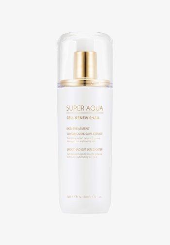 SUPER AQUA CELL RENEW SNAIL SKIN TREATMENT 130ML - Face cream - neutral