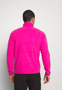 The North Face - MENS GLACIER 1/4 ZIP - Fleece jumper - pink - 2