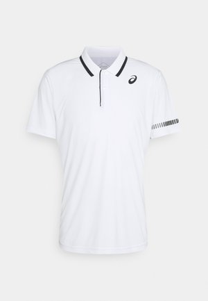 COURT - Poloshirt - brilliant white
