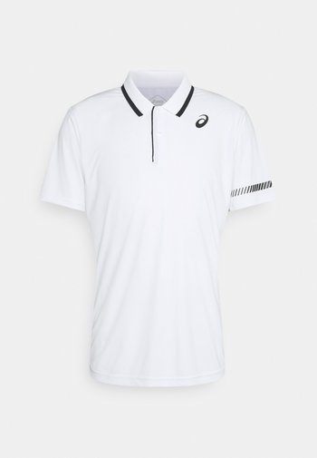 COURT - Poloskjorter - brilliant white