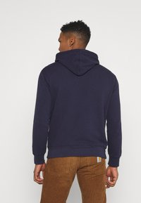 G-Star - GRAPHIC CORE HDD SW L\S - Hoodie - sartho blue - 2
