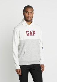 GAP - MINI  - Bluza z kapturem - carls stone - 0