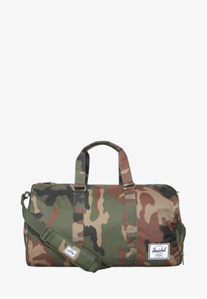 NOVEL - Valigia - woodland camo/multi zipper