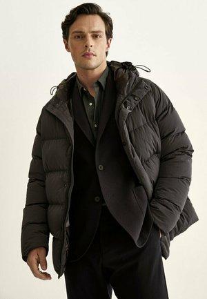 Winter jacket - light blue
