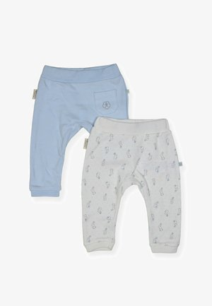 2 PACK - Tracksuit bottoms - blue